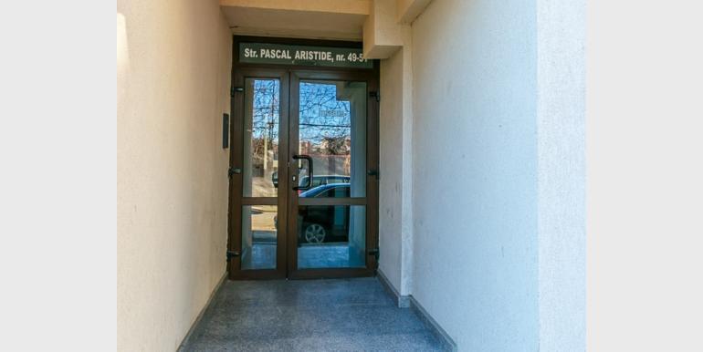 2 Rooms Apartment - Alba Iulia Apartament 9 - Burebista 4 - Cazari-Bucuresti.ro