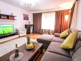 Burebista 3 rooms Apartment Luxury - bulevardul Burebista
